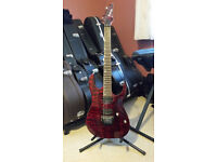 Ibanez RG920QM with Cases