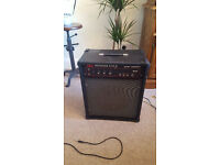 Cool vintage guitar amp from 1980s