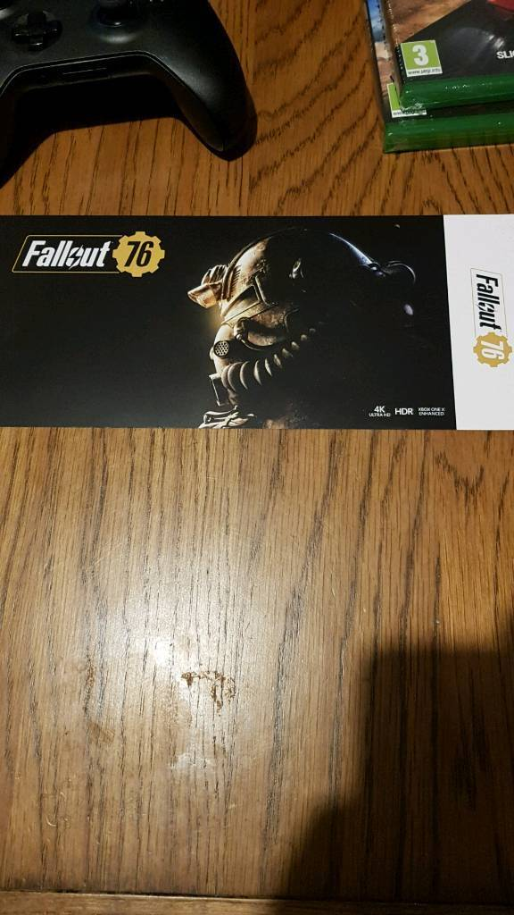 Fallout 76 xbox one | in Leicester, Leicestershire | Gumtree
