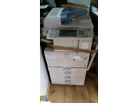 free collection Ricoh Aficio Mp2550 Printer , Copier , scaner, fax Profesional spares and repairs