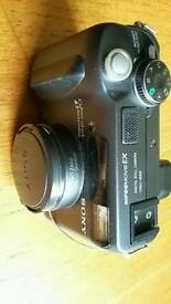 Sony cybershot digital camera.