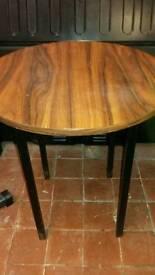 Vintage pub /club tables