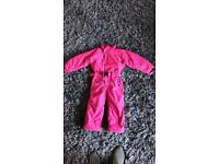 Neak Peak Snow Suit Aged 3