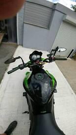 2011Kawasaki Z750R