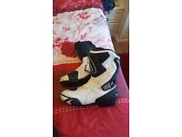 sparda motorcycle boots size 11