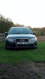 Audi A4 Avant S-Line FSH MOT