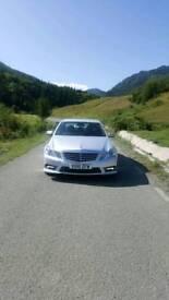Mercedes e class AMG