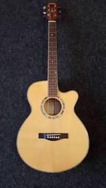 Sheridan electro acoustic guitar