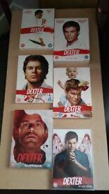 Dexter Seasons 1 / 6