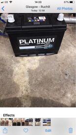 Prestige platinum battery part no 069