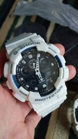 For sale nearly new casio gshock
