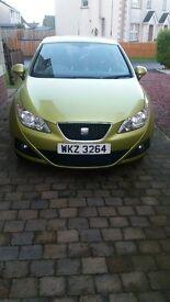 2008 Seat Ibiza Sport 104