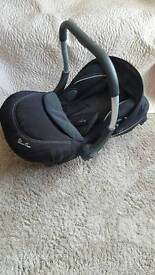 Silver Cross Car seat/ Carrier