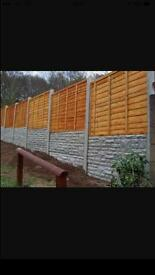 TOP QUALITY FENCE PANELS
