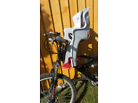 For sale used Bellelli Multifix Bicycle Child Seat Rabbit ( from Halfords.)