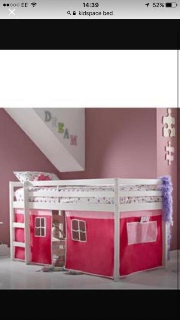 Kidspace single bed