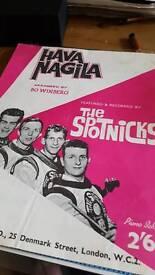 The spotnicks sheet music