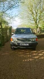 Classic Range Rover P38
