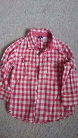 Smart GAP shirt, age 3-4