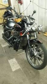 Stunning 2009 vn900 custom special edition