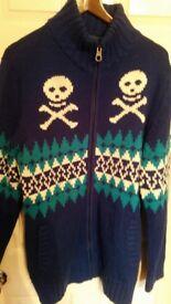 Jacket Jumper FISH BONE FSBN only 18£ SIZE XXL