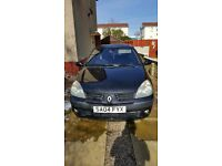 Black Renault Clio For Sale