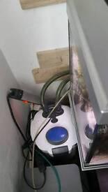 Complete fish tank 100l