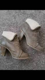 Cute New Look boots! (Sz 7)
