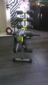 Wondercote exercise machine