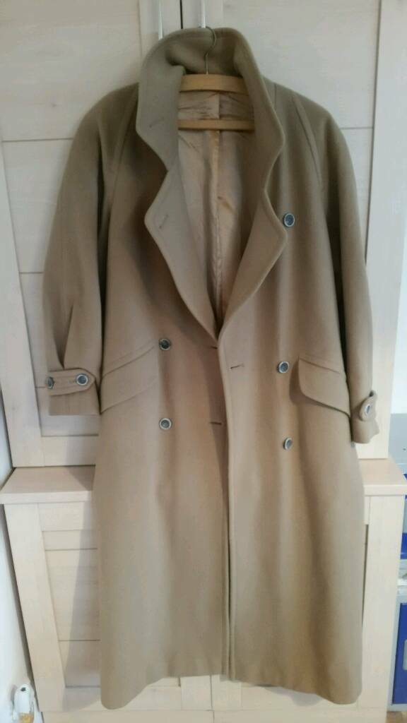 Cashmere, Wool Coat - Never Worn/New