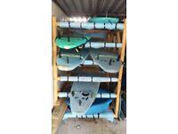 surfboard racks