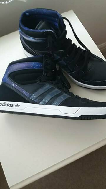 Adidas high tops size 9 | in Hull, East Yorkshire | Gumtree