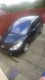 Peugeot 307 2.0 HDi Cat C - MOT'd Since and valid till March 2017