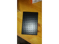 Seagate 2TB External Hard Drive - USB 3.0 functionality