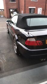 BMW M3 for sale! Must look!