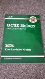 GCSE BIOLOGY 9-1 REVISION GUIDE *NEW*