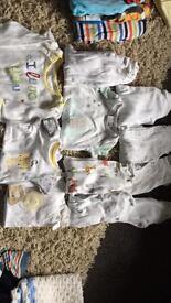 Unisex Baby Grows