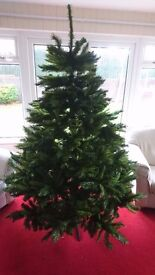 Christmas Tree 6ft 6in Artificial Spruce Tree