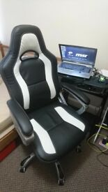 Designed Racing Sport Swivel Office Chair