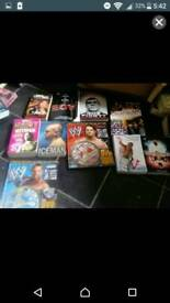 Wrestling and ufc books