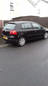 mk5 golf 1.9tdi part service history immaculate condition