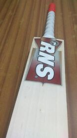 MS Dhoni Player Issue Champions Trophy Cricket Bat - Made by RNS Larssons