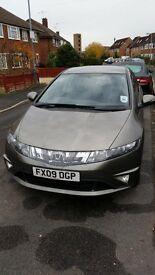 Honda Civic, 1.8 Leather interior, air con, climate control Elec windows - Great Price!!