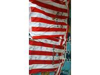 2 signed safc tops