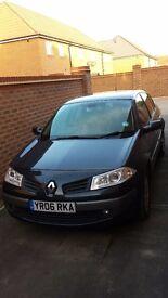 Renault Megane mk2 1.6. 16 v 2006. £ 1900