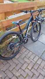 NORCO female hybrid bike