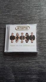 STEPS Tears on the Dancefloor CD