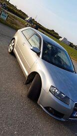 Audi A3 S-Line 2.0lt TDI 2007