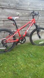 Red mountain Gear Bike