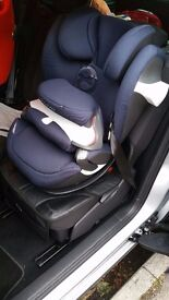 Cybex Pallas M-Fix, Gr. 1/2/3, 9 - 36 kg, 9 months to 12 years, Car Seat, iso fix, isofix